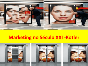 O que é o Marketing - social