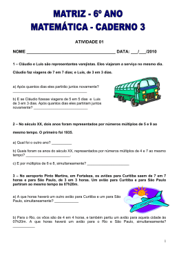 6º ano - WordPress.saturniz