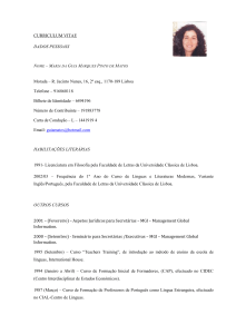 curriculum vitae - Amazon Web Services