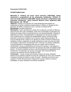 Documento CUCS # 32A