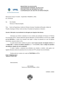 Memo Circ 01 2016 - CCS - UFPel - Universidade Federal de Pelotas