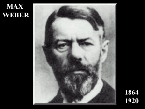 Max Weber - WordPress.com