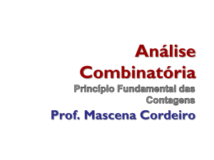 Analise Combinatoria 7