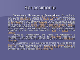 Renascimento - WordPress.com