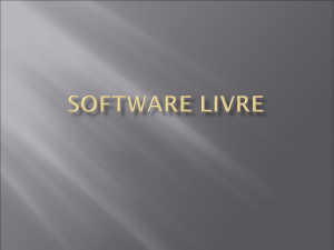 Software Livre - WordPress.com