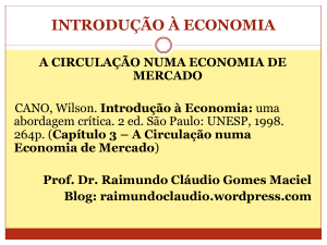 Slides_IntEcon_Cap3-Cano - Raimundo Cláudio