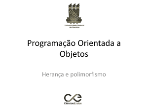Polimorfismo. - WordPress.com