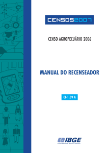 manual do recenseador