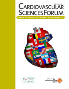 N° 04 - Cardiovascular Sciences Forum
