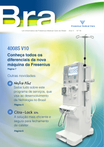 4008S V10 - Fresenius Medical Care