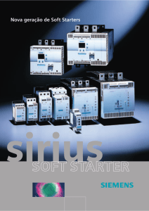 Cat Sirius-Soft Starter