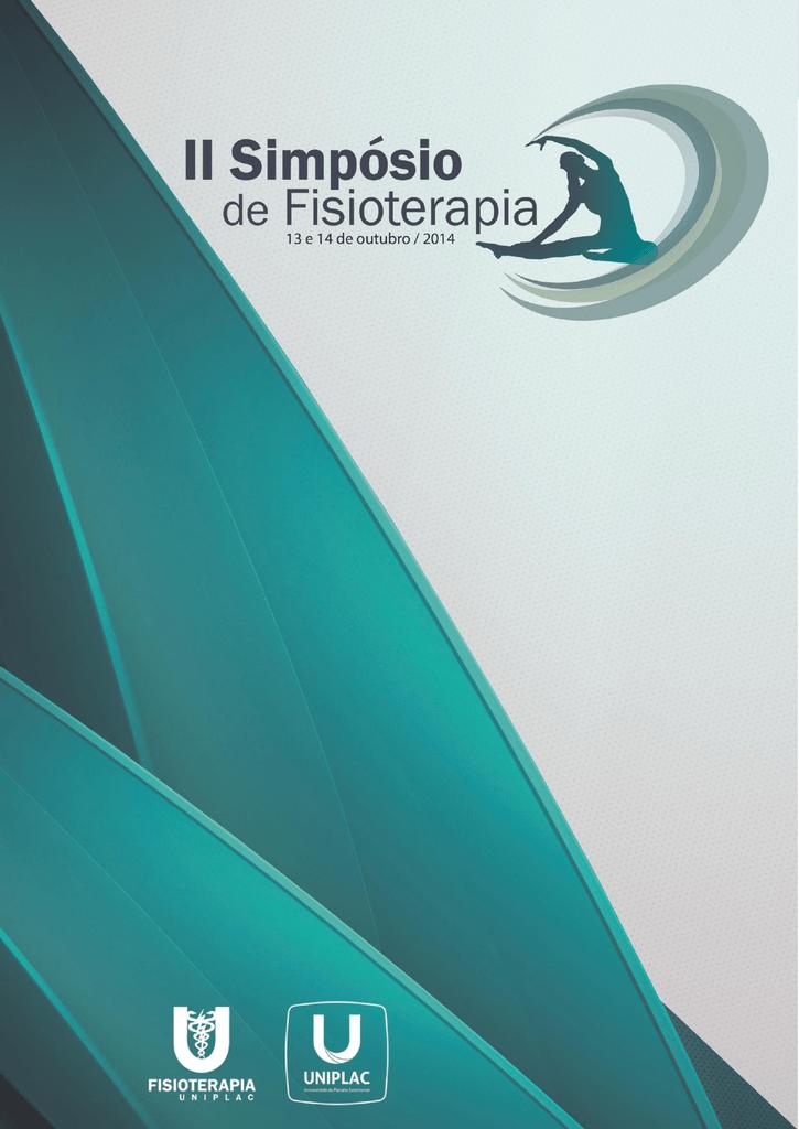 18b32ddcc Revista Simpósio Fisioterapia