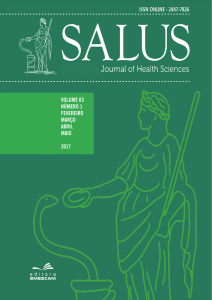 Revista Salus_05.indd - Salus Journal of Health Sciences