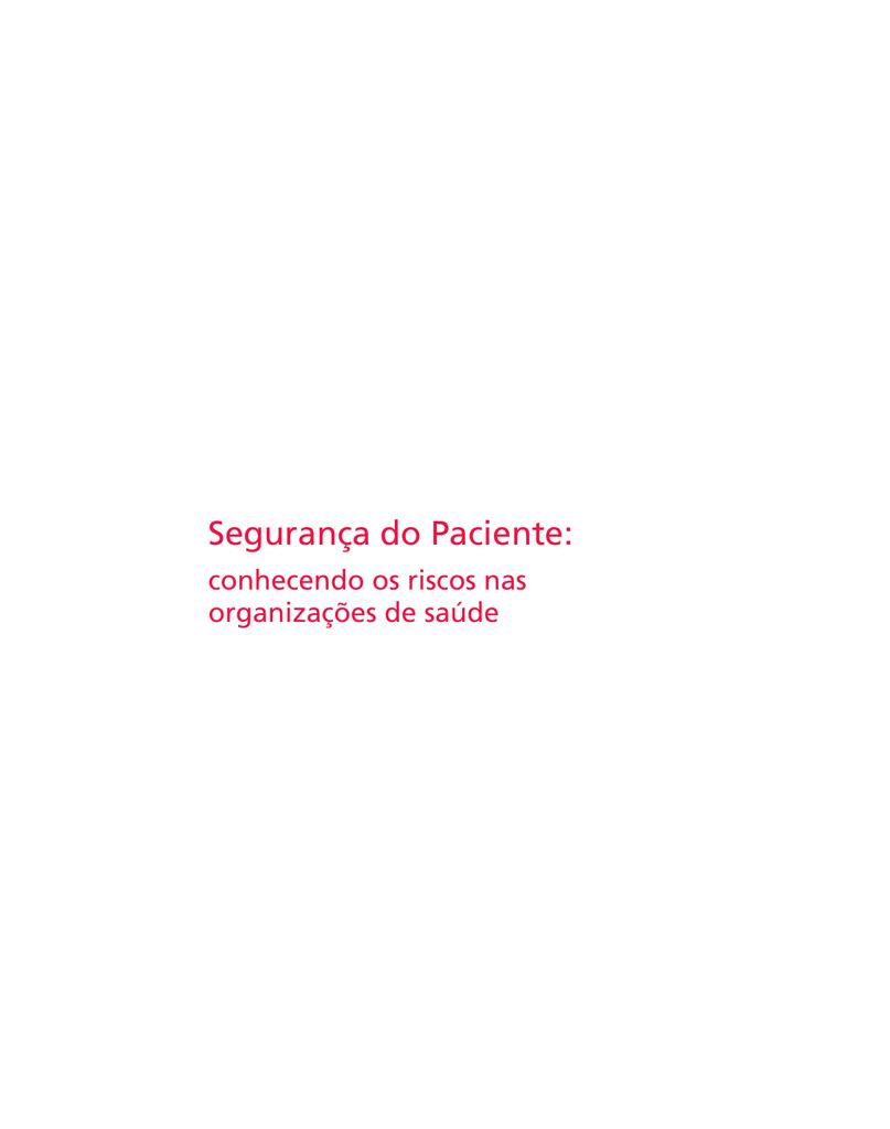 Segurana do paciente fandeluxe Image collections