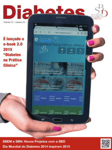 Revista Diabetes - Volume 22 numero 01