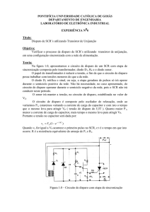 LAB6 Disparo de SCR com UJT - SOL