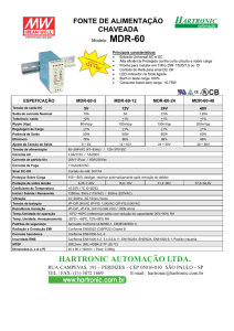 MDR-60 - a Hartronic!