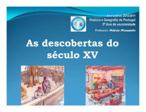 Microsoft PowerPoint - As descobertas do s\351culo