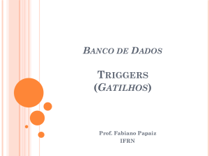 triggers - diatinf