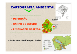 CARTOGRAFIA AMBIENTAL