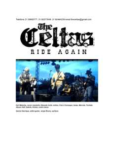The Celtas Release - The Celtas Ride Again