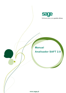 Manual Analisador SAFT 2.0