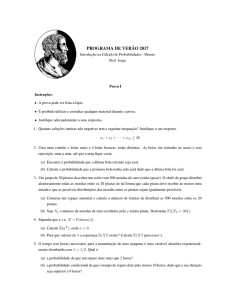 Prova 1 - Research Write