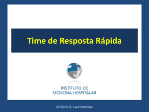Time de Resposta Rápida