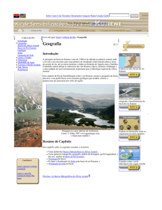 Geografia - Kunene River Awareness Kit