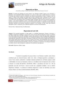 Id on Line REVISTA MULTIDISCIPLINAR E DE PSICOLOGIA