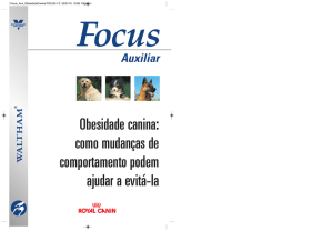 FOCUS n°2 - Royal Canin