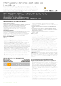 BNY Mellon Absolute Return Bond Fund USD R hedged