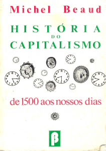 Michel Beuad – Historia do Capitalismo