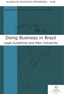 Doing Business in Brazil Legal Guidelines and Main Industries