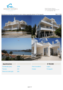 Property Sheet PDF - Bright Homes Algarve