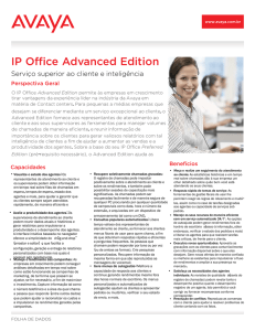 IP Office Advanced Edition