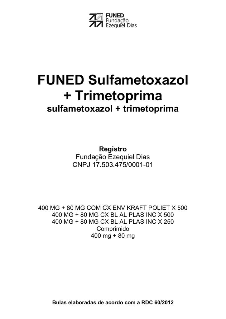 trimetoprima 100 mg comprimidos utilizados en diabetes