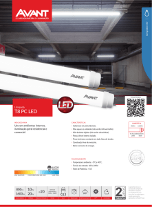 T8 PC LED - Avant Lux
