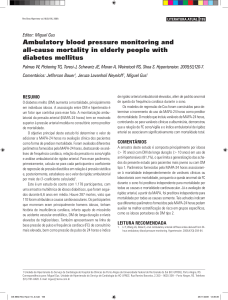 Ambulatory blood pressure monitoring and all