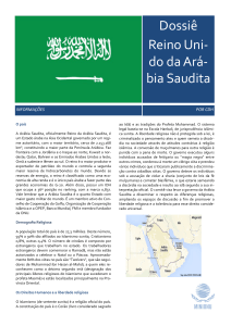Arábia Saudita - WordPress.com