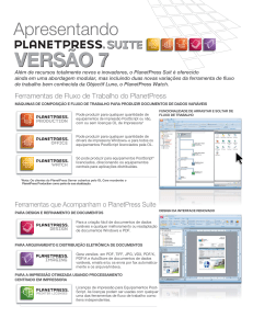 What`s New in PlanetPress Suite Version 7