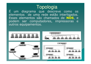 Topologia - Intranet ETB