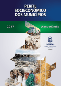 Wanderlândia 2017 - Central 3 - Governo do Estado do Tocantins