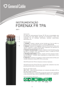 forenax fr tpa - General Cable
