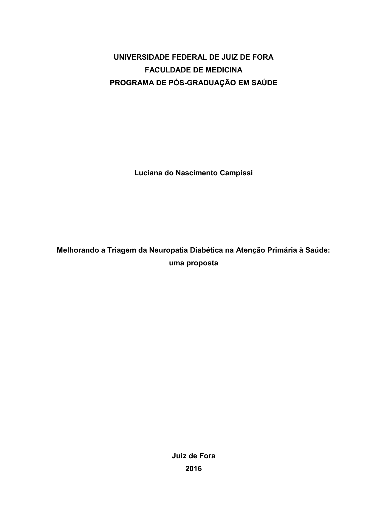 Diabética ou amiotrofia neuropatia proximal