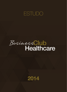 Estudo BCH.indd - Business Club Healthcare