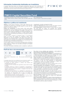 PIMCO Capital Securities Fund