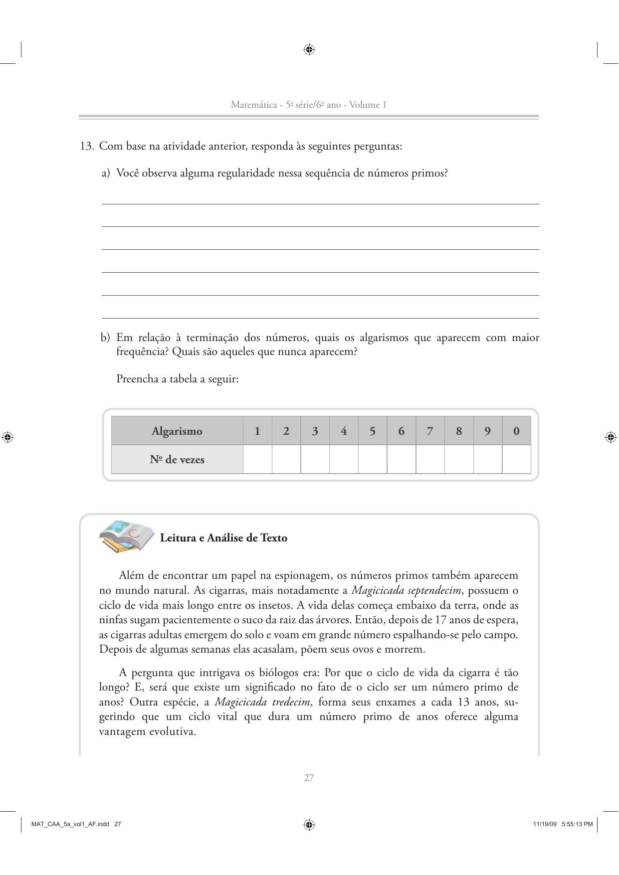 13 Com Base Na Atividade Anterior Responda às Seguintes Perguntas