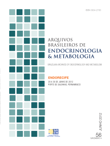 PDF - 1.4 MB - Archives of Endocrinology and Metabolism