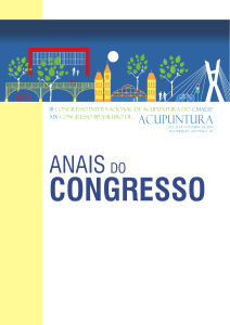Anais do Congresso 2014